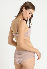 DORINA - LOUISE HIPSTER 2 PACK - Culotte - blush/ivory - 2