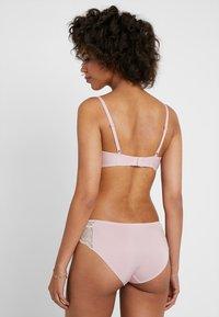 DORINA - JASMINE HIPSTER 2 PACK - Slip - pink/ivory - 2