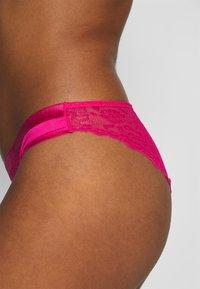 DORINA - BRAZILIANS 3 PACK - Figi - grey/pink/ink - 5