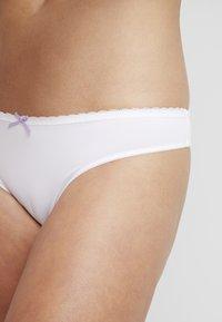 DORINA - BELLA BRAZILIAN 2 PACK - Slip - purple/white - 4