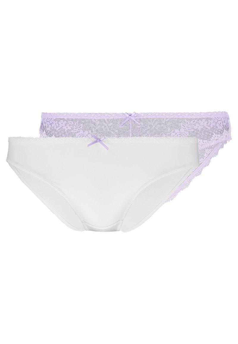 DORINA - BELLA BRAZILIAN 2 PACK - Trusser - purple/white