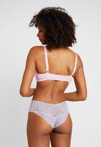 DORINA - LANA BRIEF 3 PACK - Underbukse - beige/purple/pink - 2