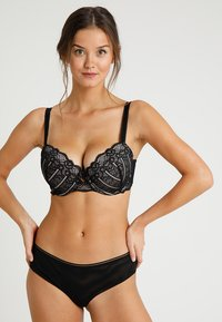 DORINA CURVES - BRA - Underwired bra - black - 1