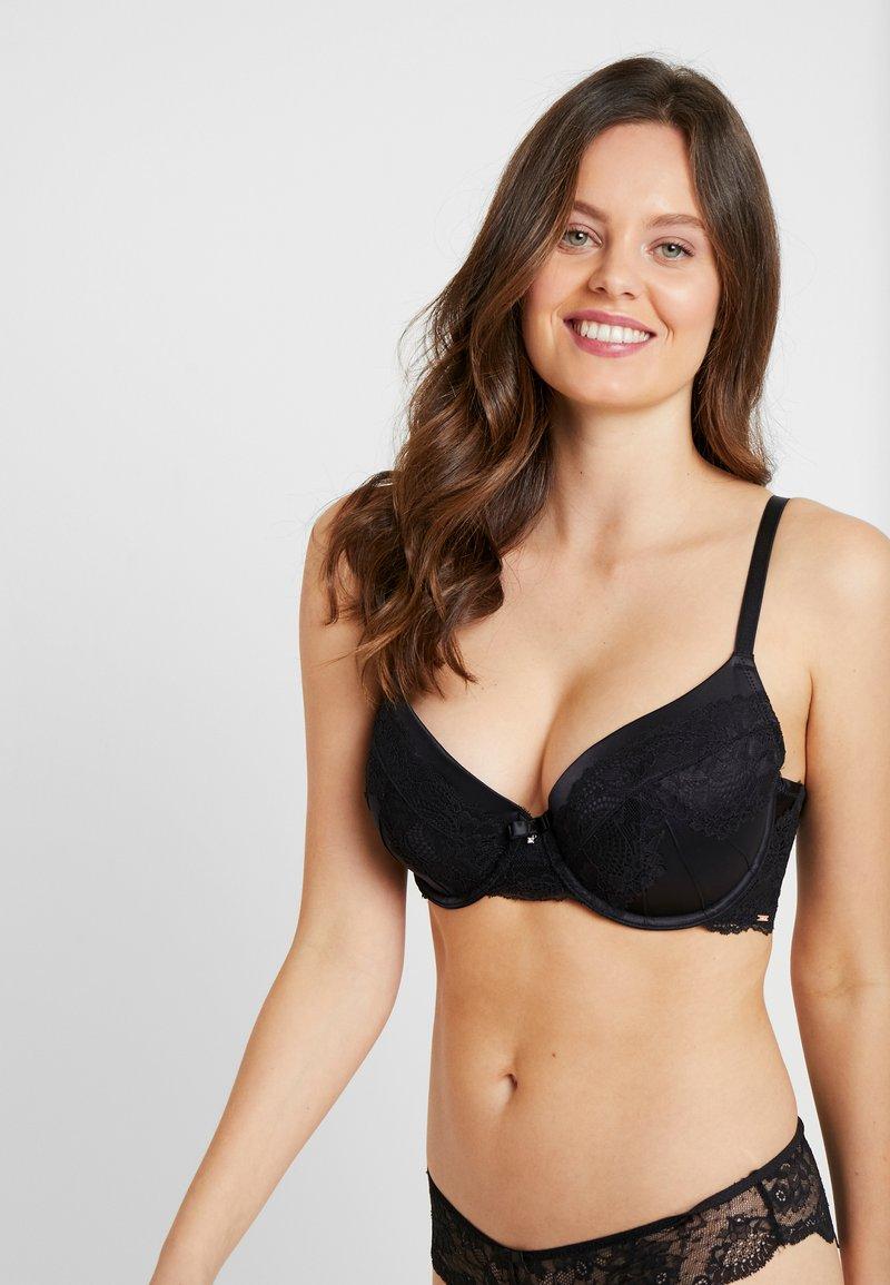 DORINA CURVES - ANDERSON - Underwired bra - black