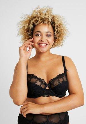 VIOLA UNDERWIRE - Multiway / Strapless bra - black