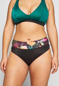 DORINA CURVES - EL NIDO HIPSTER - Bikiniunderdel - black - 0
