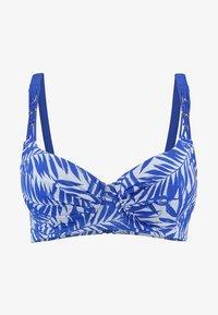 DORINA - JIMBARAN PADDED - Bikinitopp - blue - 0