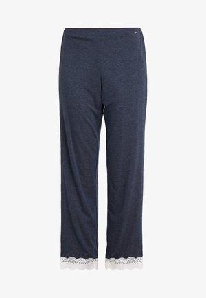 HENRIETTATROUSERS - Pyjama bottoms - grey melange