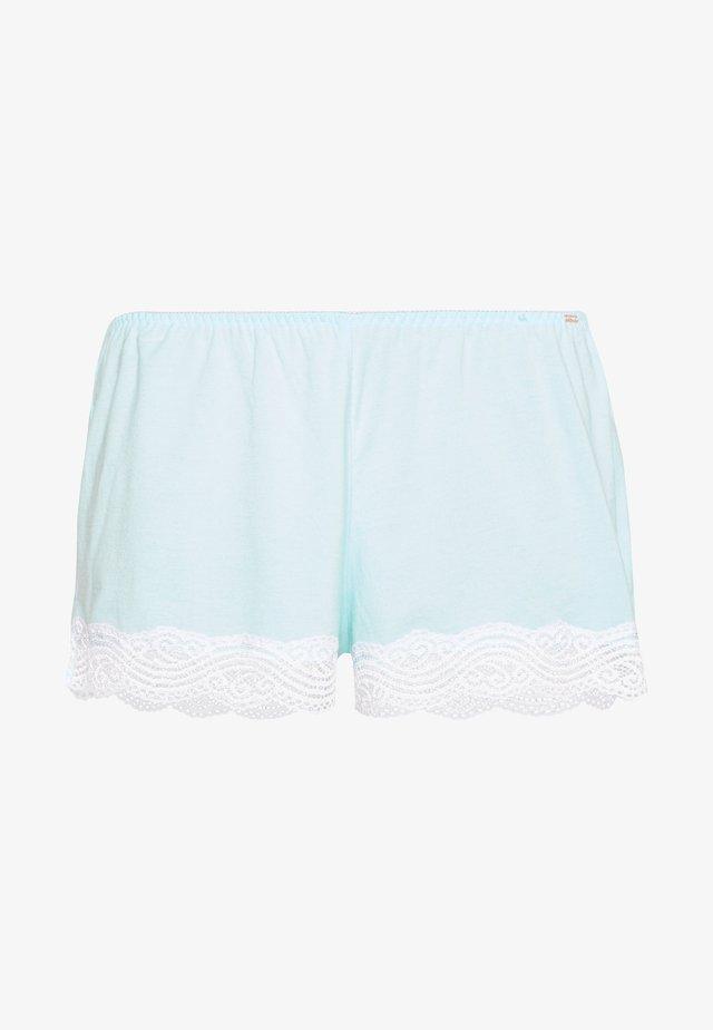 ADY SHORTS - Pyjamasbukse - blue
