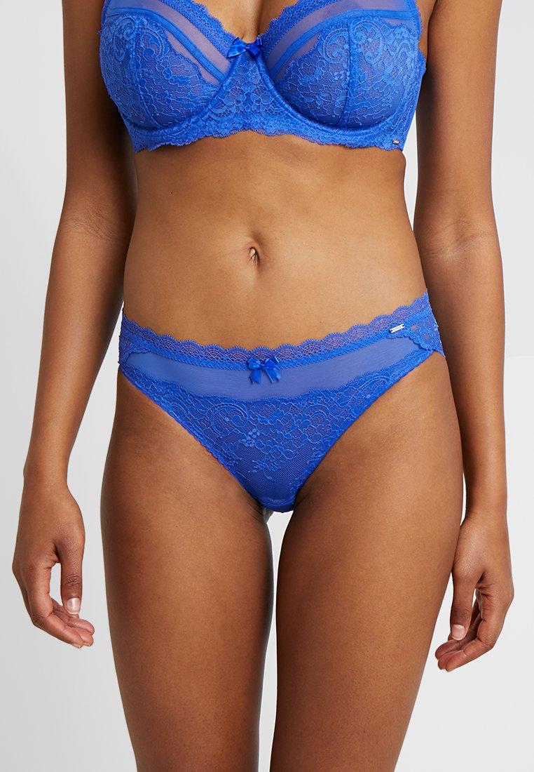 DORINA CURVES - MAUREEN BRIEF - Slip - blue