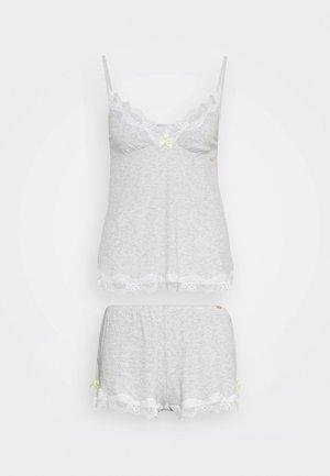 DAYANA SET - Pyjama set - grey