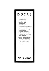 Doers of London - FACIAL CLEANSER - Gezichtsreiniger - - - 3