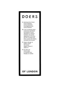 Doers of London - HYDRATING FACE CREAM - Face cream - - - 3