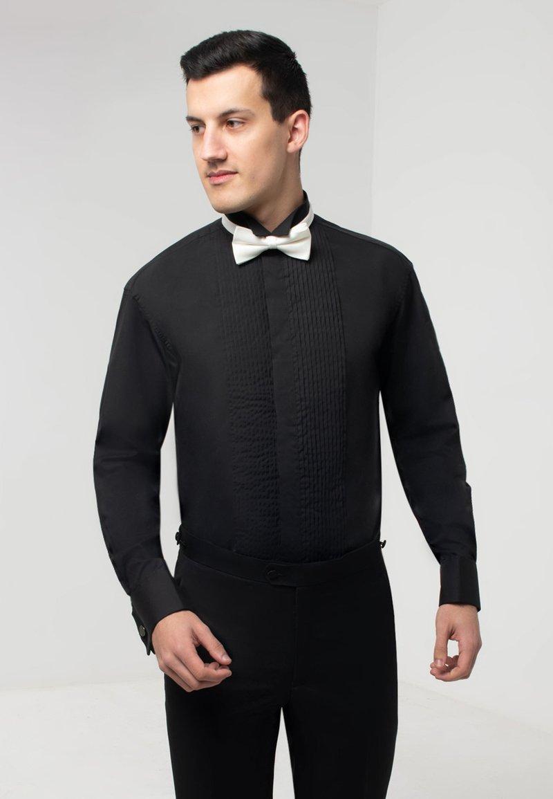 dobell - Formal shirt - black