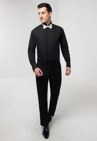 dobell - Formal shirt - black - 1