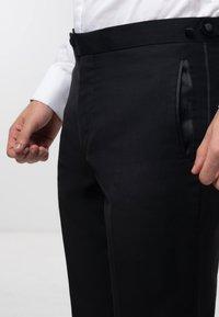 dobell - Suit trousers - black - 3