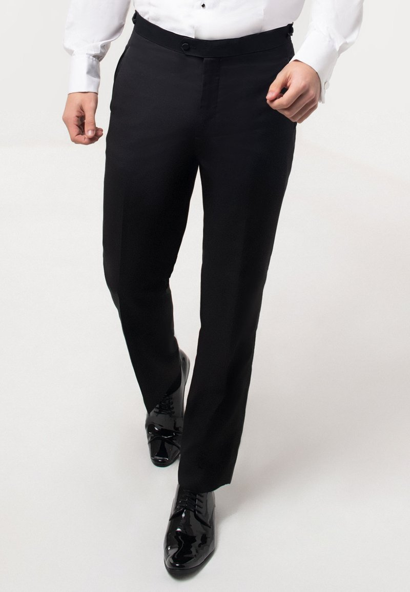 dobell - Suit trousers - black