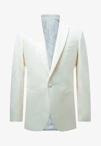 dobell - TUXEDO - Suit jacket - cream - 6