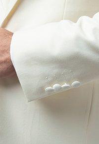 dobell - TUXEDO - Suit jacket - cream - 4