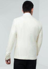 dobell - TUXEDO - Suit jacket - cream - 2