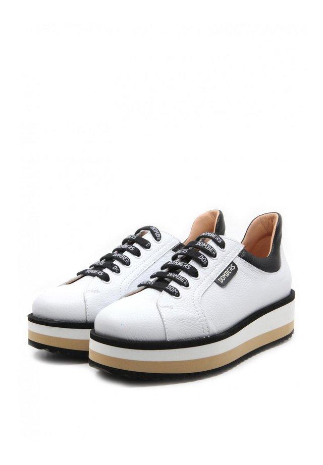 LINE - Baskets basses - blanco