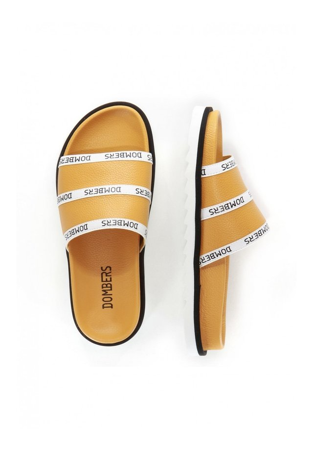 LOOKUP MOSTAZA - Sandales de randonnée - ocre