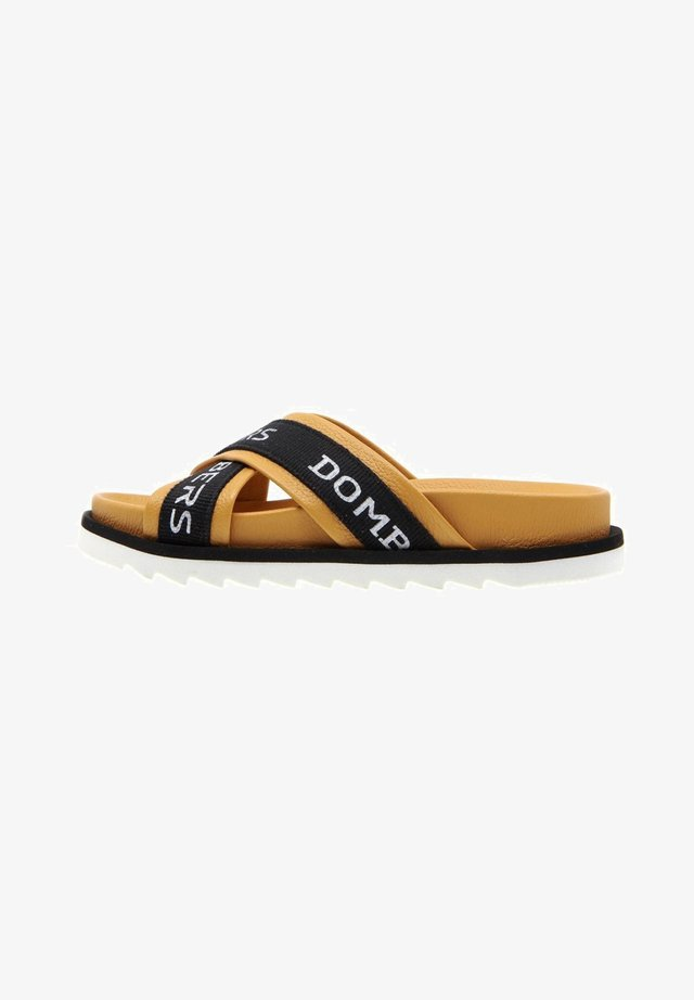 TOUCH - Mules - ocre