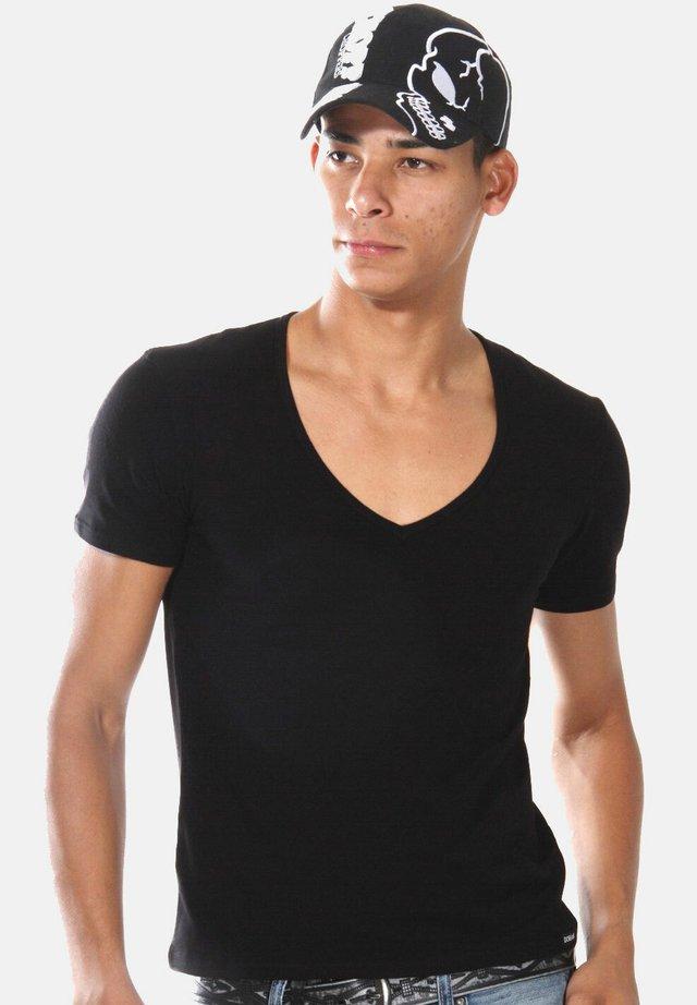 Undershirt - schwarz