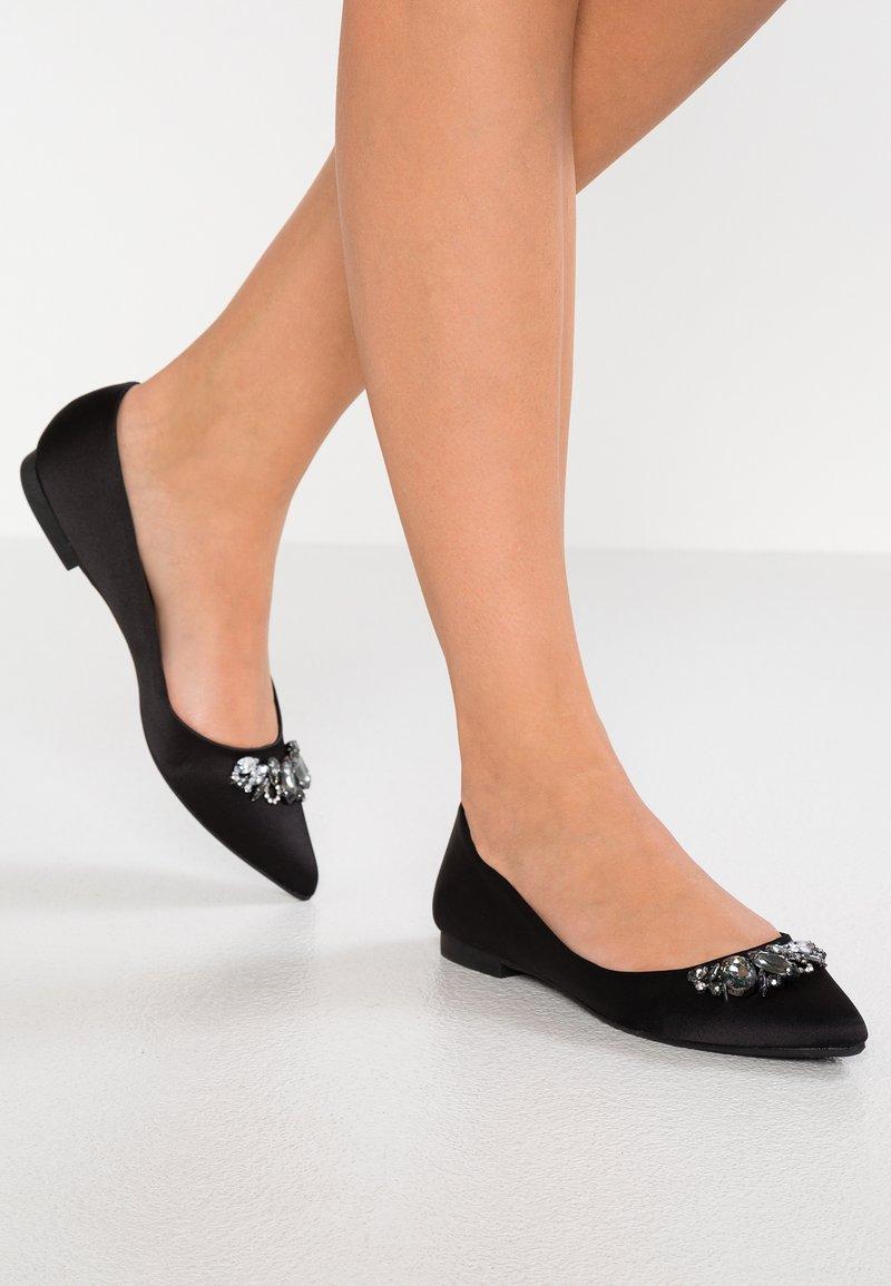 Dorothy Perkins - HALLE - Ballet pumps - black