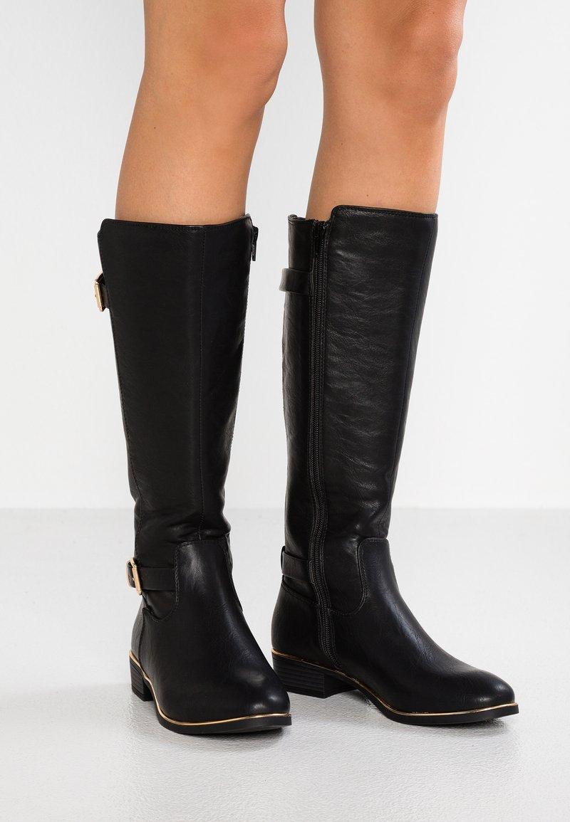 Dorothy Perkins - TRINITY - Boots - black