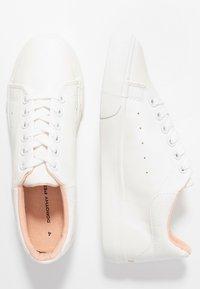 Dorothy Perkins - IRIS - Sneaker low - white - 3
