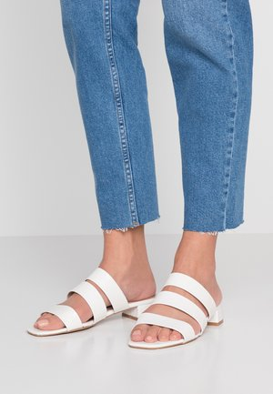 STORMY - Mules - white