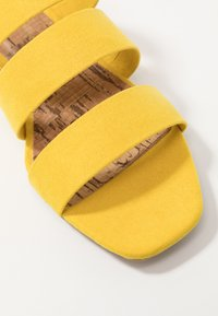 Dorothy Perkins - STORMY - Mules - yellow - 2