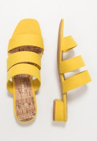 Dorothy Perkins - STORMY - Mules - yellow - 3