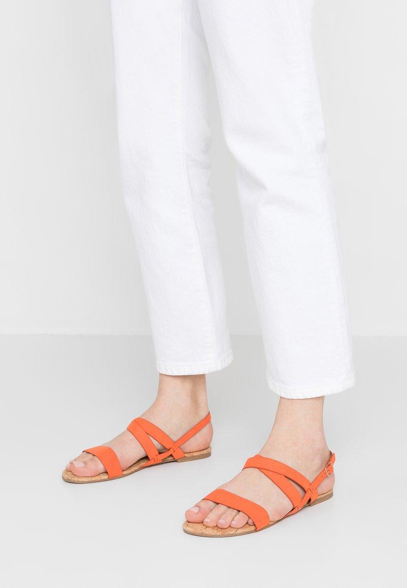 Dorothy Perkins - FABIA - Sandalias - orange