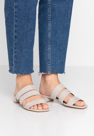 STORMY - Mules - grey