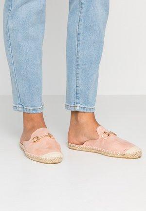 CELESTE - Pantofle - pink