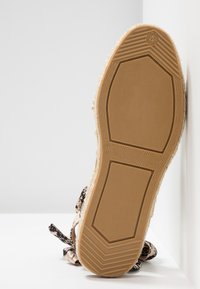 Dorothy Perkins - FRENCHIE ANKLE TIE - Sandals - nude - 6