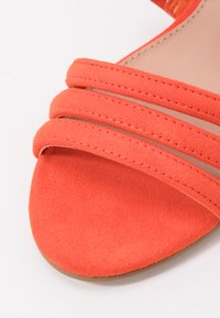 Dorothy Perkins - BARBY TUBULAR  - Sandalias - orange - 2