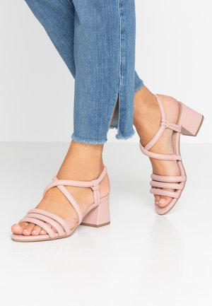 BARBY TUBULAR  - Sandaler - pink