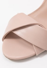 Dorothy Perkins - BETH ORIGAMI DRESSY - Sandaler med høye hæler - blush - 2