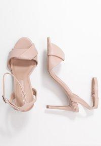 Dorothy Perkins - BETH ORIGAMI DRESSY - Sandaler med høye hæler - blush - 3