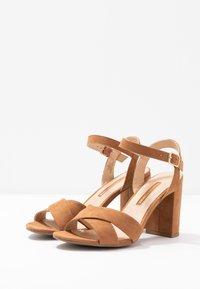 Dorothy Perkins - SERENA UPDATE - High Heel Sandalette - tan - 4