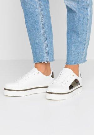 IDA TRAINER - Sneakers - khaki