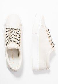Dorothy Perkins - ILLIASI TRAINER - Sneaker low - white - 3