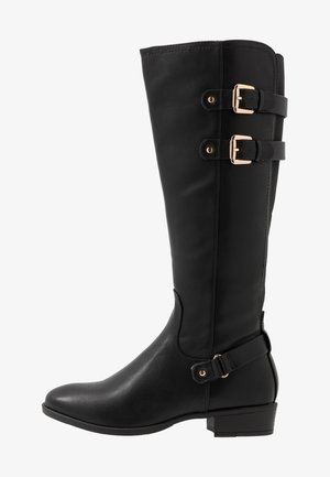 KIKI BELLOWS RIDING  - Cowboy/Biker boots - black