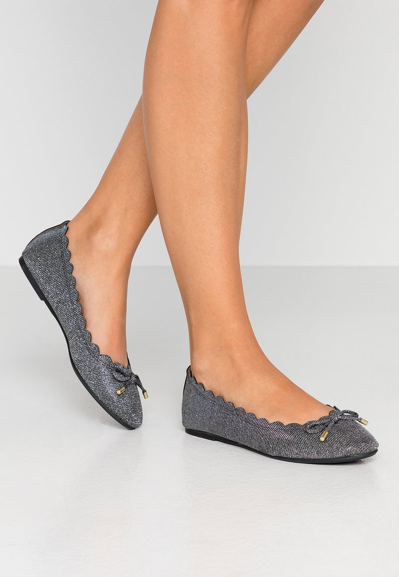 Dorothy Perkins - PIA - Ballerina - pewter