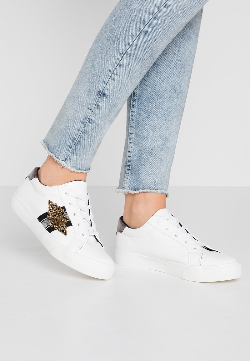 Dorothy Perkins - ISABELLE TRAINER - Sneakers - white