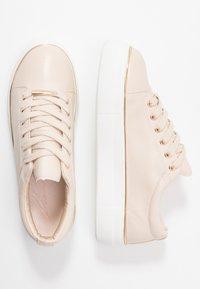 Dorothy Perkins - IGNITE TRAINER - Sneakers laag - blush - 3