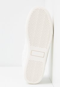 Dorothy Perkins - LOLA SKYE LIZZIE LACE UP QUILTED TRAINER - Tenisky - white - 6